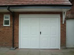 side hinged garage doorsSide Hinged Doors  Carrington Doors