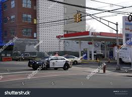 I 25 And Broadway Light Rail Station Bayonne Nj Usa 02 25 2019 Royalty Free Stock Image