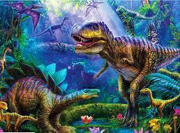 5D DIY <b>Diamond</b> Painting Painting <b>Dinosaur</b> Animal <b>Full</b> circular ...