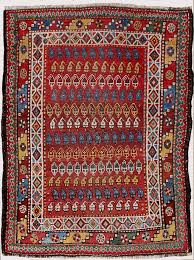 image of the blue persian rug image