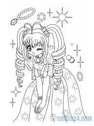 Tuyển tập 50 bức tranh tô màu Anime tuyệt đẹp dành cho bé – Chiase24.com