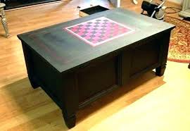 gaming coffee table s retro