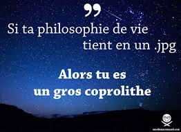 La Philo 20 Le Blog Dun Odieux Connard