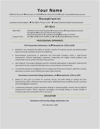 Free Download Project Manager Resume Sample Doc New Project Manager