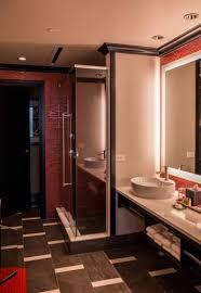 a bathroom at tulalip resort