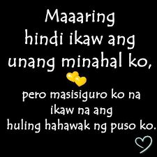 Tagalog Quotes About Love Life