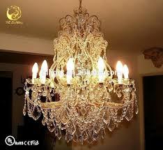 schonbek chandelier replacement crystals