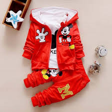 New children Kids Boys Clothing Mickey <b>Set</b> boy 2018 <b>Autumn</b> ...