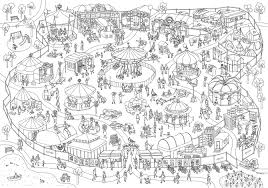 De Parade Sanny Van Loon Illustration