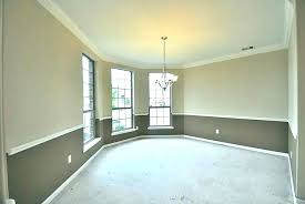 two tone walls living room two tone painting two tone bedroom painting ideas two tone walls with chair rail dining room