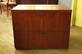 2 drawer lateral file cabinet. 2 Drawer Lateral File Cabinet Kimball Cetra Medium Cherry Intended For Wood Filing