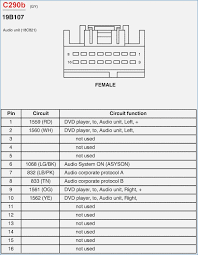 2005 ford explorer radio wiring diagram onlineromania info 2003 ford explorer stereo wiring diagram 2003 ford taurus radio wiring diagram wiring diagram