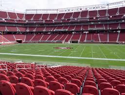 Levis Stadium C 136 Seat Views Seatgeek