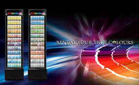 Colour Card Printing For All Painting Manufacturer