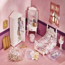 Girls Bedroom Set 1008359 By Calico Critters