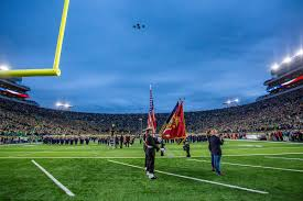 Notre Dame Football 2019 Seating Chart Ticket Prices And Seating Info For The 2019 Notre Dame Football