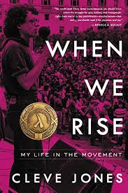 amazon when we rise my life in the movement cleve jones aids hiv