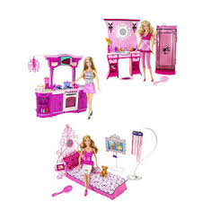 Barbie furniture for dollhouse Gloria China Cabinet Coffee Table Nightstand With Lamp Kitchen Utensils Place Settings And More Dolls And Dollhouse Sold Separately Barbie Dollcute Barbie Dollbarbie Doll Ppics Barbie Dollcute Barbie Dollbarbie Doll Ppics Barbie Doll House