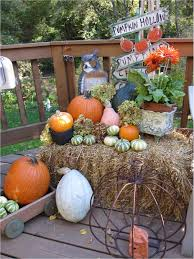 home design how to make fall decorations beautiful outdoor fall decorating ideas at best home