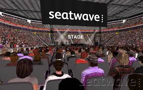block j view from seat viewer manchester arena seating plan