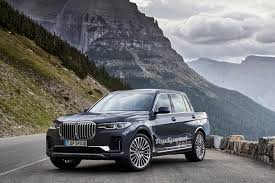 BMW X7 Pickup Could Be BMW's Answer To The Mercedes X-Class   Top Speed
