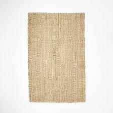 dotted jute rug naturalivory west elm