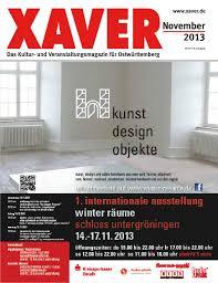 Xaver 1113 By Hariolf Erhardt Issuu