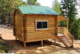 Cabin Home Plans  Cabin Designs From HomeplanscomSmall Log Home Designs