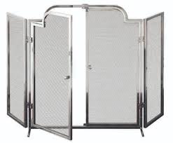 popular modern fireplace screens with the muskoka contemporary series fireplace screen comes in a