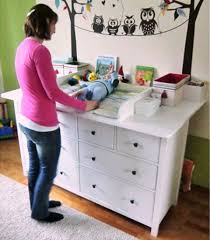 ... Best 25 Ikea Hemnes Changing Table Ideas On Pinterest | White In Front  Facing Changing Table Best 25 Baby ...