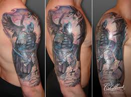 славянские наколки на плече славянские татуировки виды и значение