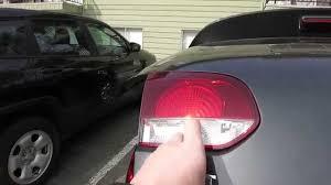 Mk6 Gti Brake Light Bulb How To Change Or Replace A 2011 Mk6 Golf Gti Inner Tail Light Bulb