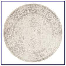 target round rug pad