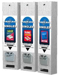 Otc Vending Machines Extraordinary FastAid Vending Machines Medicine Dispensers Feminine Care