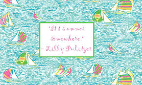 Lilly Pulitzer Quotes Enchanting Lilly Lemons Lilly Pulitzer Wallpaper