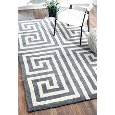 greek key rug handmade key grey new wool rug black greek key area rug greek key rug