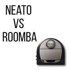 Botvac Comparison Chart Neato Vs Roomba Botvac D7 Connected Vs 980