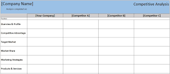 Financial Template For Excel Free Financial Templates In Excel