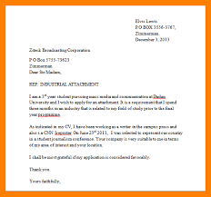 Cv Attachment Sample Industrial Attachment Letter Png Us31 Kokomo