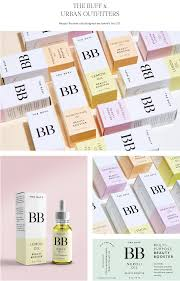 Urban Packaging Design The Buff X Urban Outfitters Packaging Design By Studiomeroe