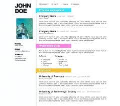 Latex Resume Template Best Resume Latex Template Examples Of Resumes Latex Resume Template