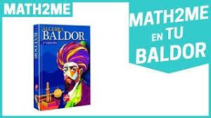 Baldor es una de la algebras más utilizadas por los estudiantes de colegio (secundaria), la explicación de los casos y la dificultad de los ejercicios lo convierten en uno. Math2me En El Libro De Algebra De Baldor Youtube