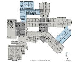 school floor. Westfield Intermediate School - Floor Plan.jpg