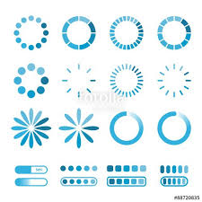 Two Tone Icons Free Loader Icon Vector 212130 Download Loader Icon Vector 212130