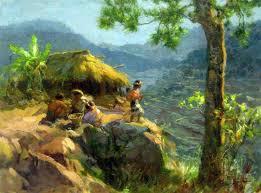 by fernando amorsolo famous filipino painter