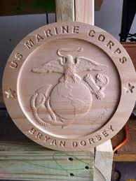 useful cnc projects. unfinished usmc personalized wood carved plaque by liltradingpost · cnc projectswoodworking useful projects