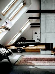 texture floor attic living room