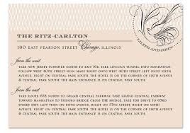 Wedding Enclosure Card Template What Is An Enclosure Card For Wedding Invitations Tidee