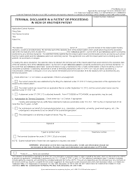 Patent Assignment Form MPEP 6