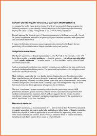 10 Child Custody Letter Template Sales Intro Letter